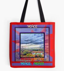 Peace Song Tote Bag
