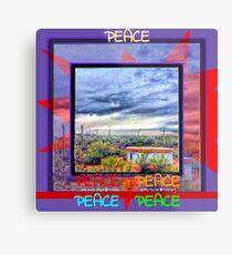Peace Song Metal Print
