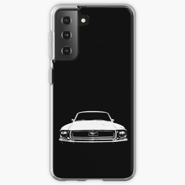 1968 Mustang Samsung Galaxy Soft Case