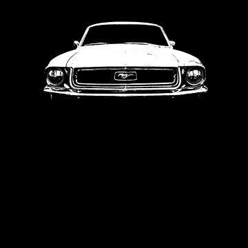 1968 Mustang by RedB