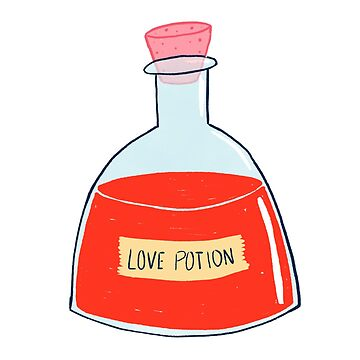 Witches' love potion by randomcouture