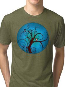 hoohoo II  Tri-blend T-Shirt