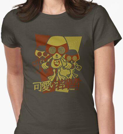 Zombie Mascot Stencil T-Shirt