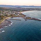 Shellharbour at Sunrise by Geoff Smith