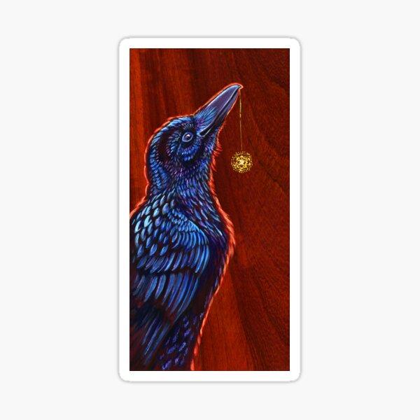 Raven Secretkeeper II Sticker