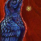 Raven Secretkeeper II by KLeCrone