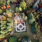 Breenhold Autumn Aerial 1 by Geoff Smith
