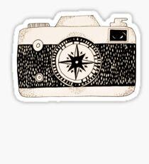Travel Camera Sticker