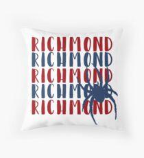 Richmond Universität Spinnen Dekokissen