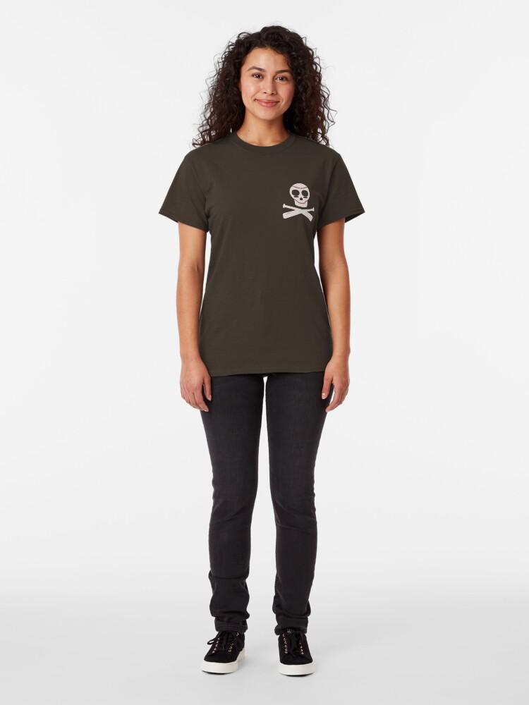 Alternate view of D/EHARD Classic T-Shirt