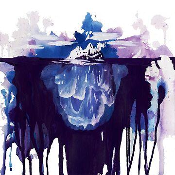 Iceberg by hmoonindustries