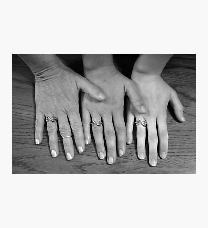 Hands of Time Photographic Print