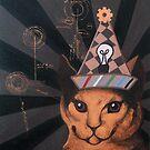 The De Bono Cat by xairoise