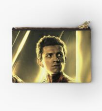 Tom Holland / Peter Parker - Celebrity Art (Golden Creation) Studio Pouch