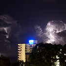 Mooloolaba Storm - 1 by Newsworthy