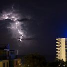 Mooloolaba Storm - 3 by Newsworthy