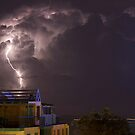 Mooloolaba Storm - 5 by Newsworthy