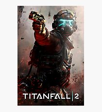 The Great Titanfall  Photographic Print