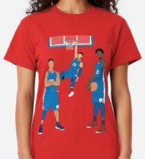 The Sixers' Big 3 Classic T-Shirt