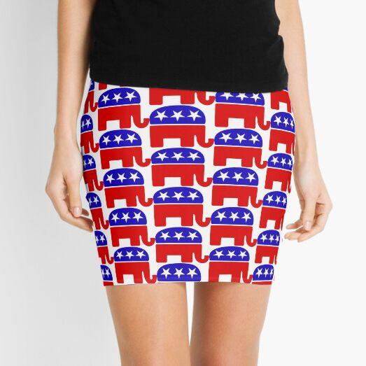 Republican Mini Skirt