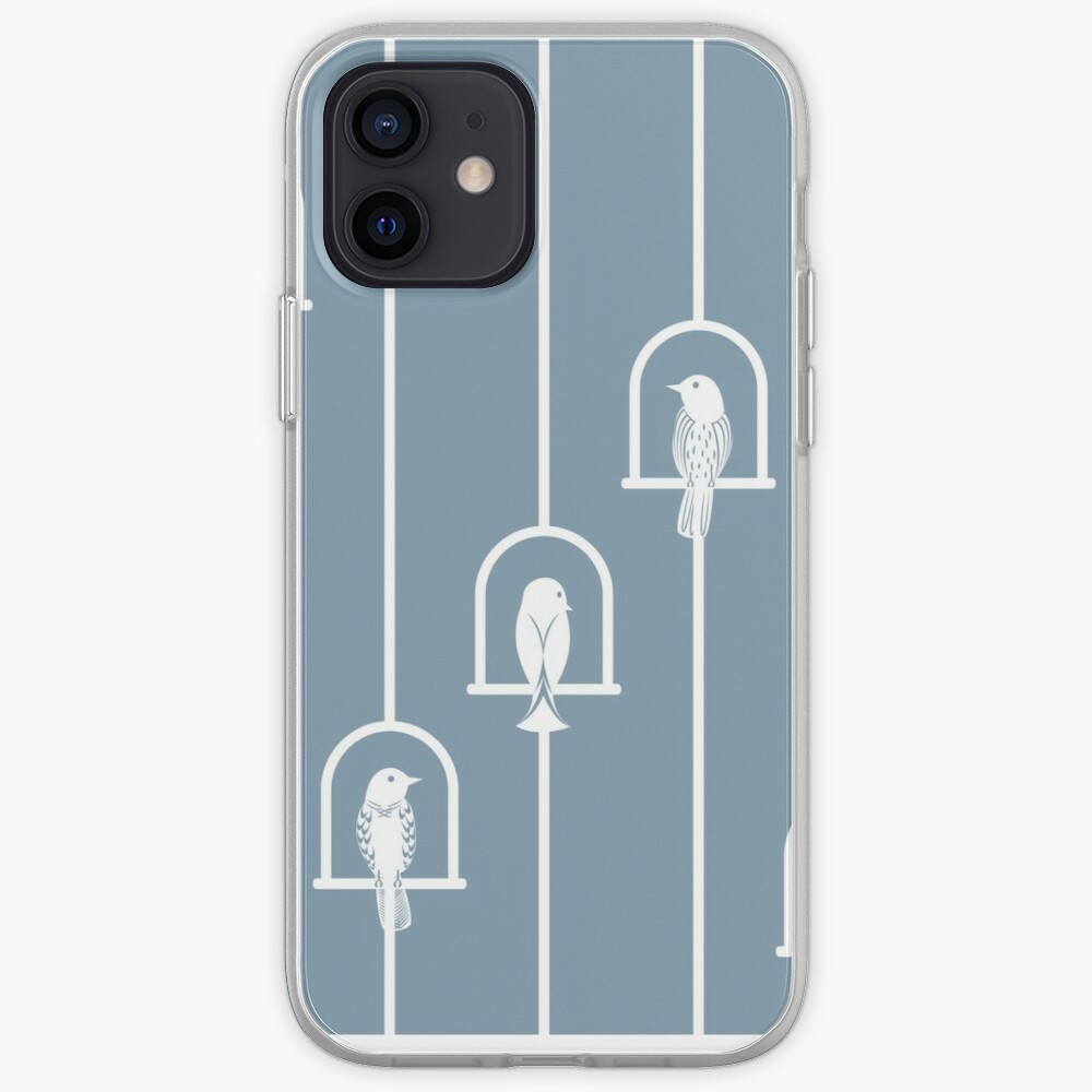 Chime in Blue Harmony iPhone Case & Cover