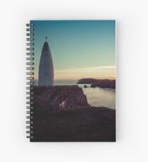 The Baltimore Beacon Spiral Notebook