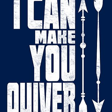 Archery Quiver Shirt, Gift for Archers Fathers Day for Dad by niftee