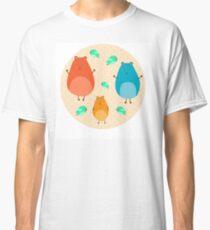 Cartoon funny hamsters Classic T-Shirt