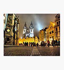 Staroměstské náměstí I Photographic Print