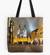 Staroměstské náměstí I Tote Bag