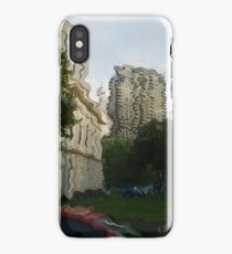 Melting Marriott iPhone Case