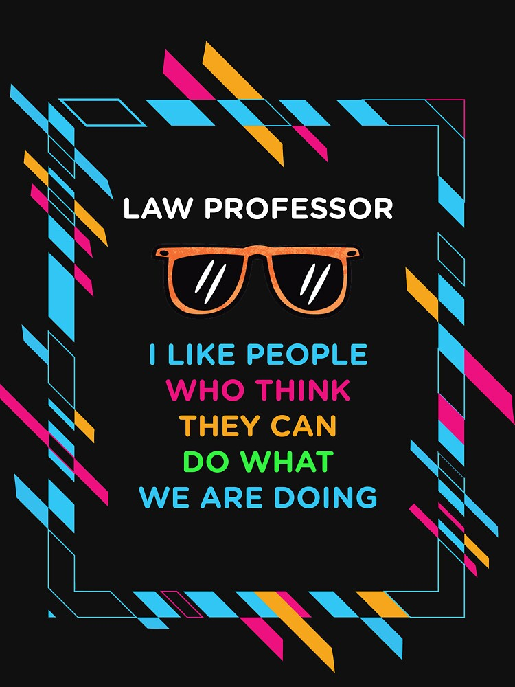LAW PROFESSOR by zoeyecarter
