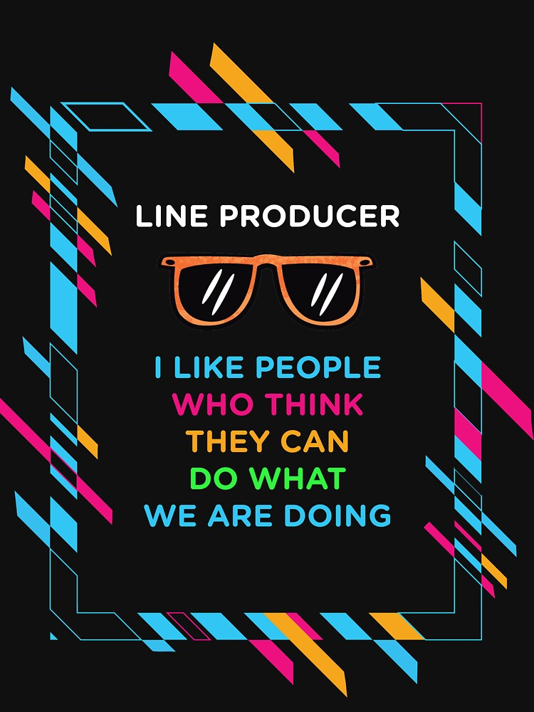 LINE PRODUCER by zoeyecarter