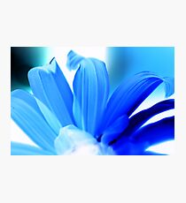 Blue Hues Photographic Print