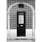 Lisbon Door Souvenirs by for91days