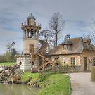 Marlbourough Tower at the Farm at Versailles by Michael Matthews