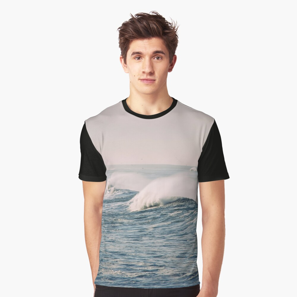 stormy waters Graphic T-Shirt