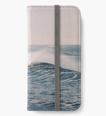 stormy waters iPhone Wallet/Case/Skin