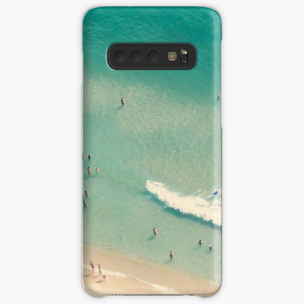 Beach Love II  Case & Skin for Samsung Galaxy