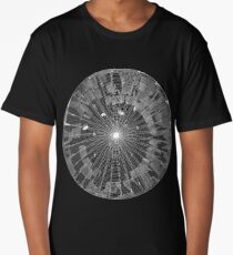 Black Sun Long T-Shirt