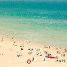 beach people by Ingrid Beddoes