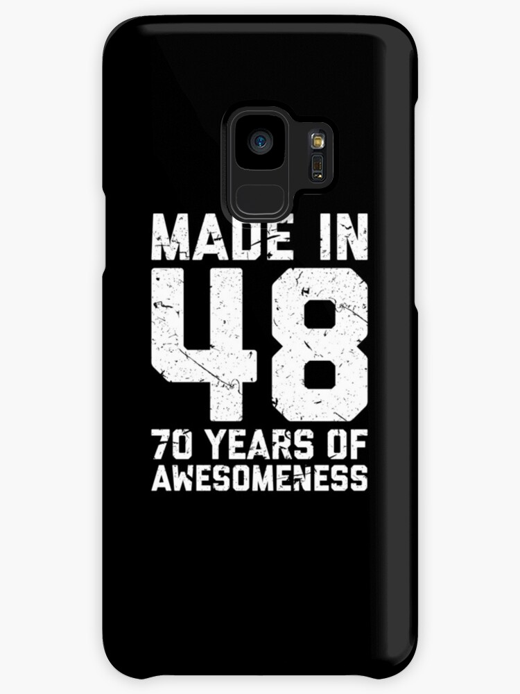70th Birthday Gift Adult Age 70 Year Old Men Women