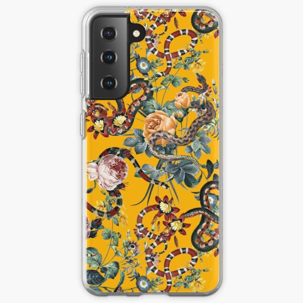 Dangers in the Forest III Samsung Galaxy Soft Case