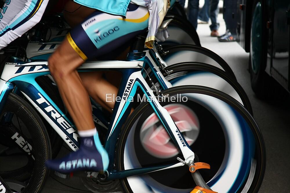 Astana warm up by Elena Martinello
