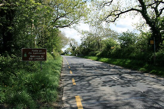 Limerick/Kerry border by John Quinn