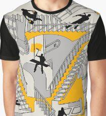 Home Improvement Dimension Graphic T-Shirt