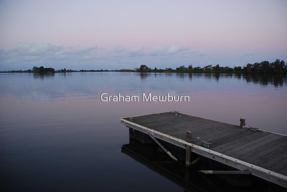 Pink Escape by Graham Mewburn