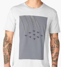 NINE TURN OVER Men's Premium T-Shirt