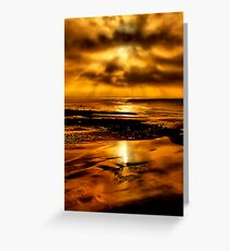 """""""You'll Never Walk Alone"""" Greeting Card"""