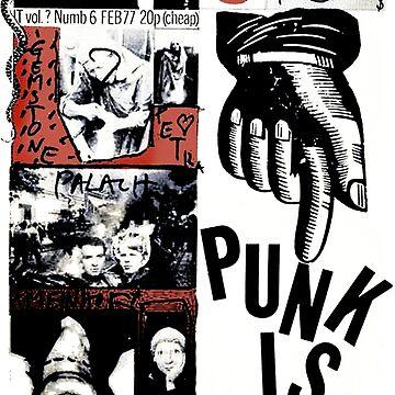 PunkIsDead by PsychoProjectTS